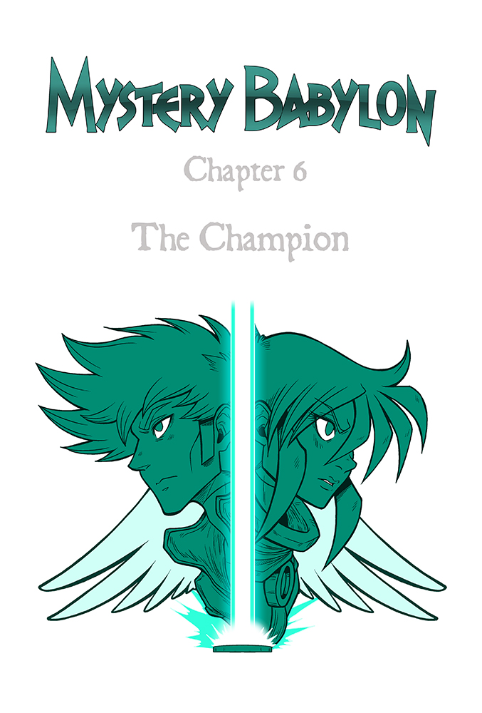 Chapter 6 – The Champion