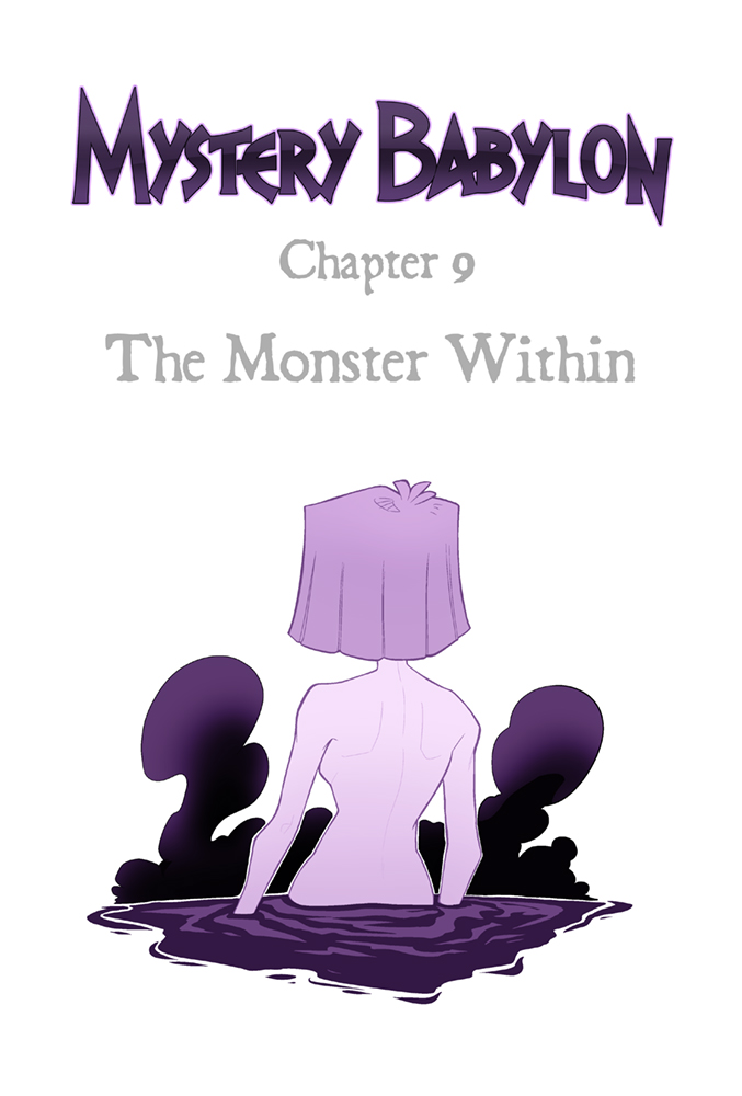 Chapter 9 – The Monster Within